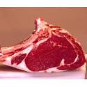Viande de bœuf avec os